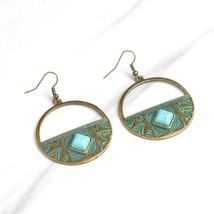 Aztec Waves Earrings - $14.99