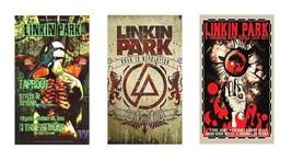 3 Linkin Park Magnets - $12.99
