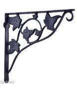 Wall Shelf Bracket Brace With Plant Hanger Flower Basket Hook - $23.99