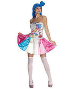 Katy Perry California Gurl Candy Girl  Adult Costume by Rubies, Secret W... - $46.14 CAD