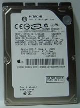 "NEW 120GB 2.5"" 9.5mm SATA Hard Drive Hitachi HTS541612J9SA00 Free USA Shipping"