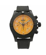 Breitling Avenger Hurricane Chronograph Yellow Dial Men Watch XB0170E4/I... - $4,699.00