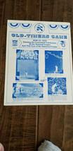 1976 Los Angeles Dodgers Vieux Minuteurs Jeu Joe Dimaggio Feller Mays Ca... - $9.97