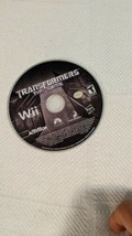 Transformers: The Game - Nintendo Wii Game 2007 DISC ONLY - $4.01