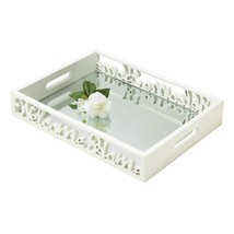 Tray Serving Tray, Welcome Home Small Modern Flat Lightweight Bed Tray Breakfast - $36.19