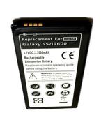 Samsung Galaxy S5 Slim Extended Battery G9009D G900D G900F G900H G900I G... - $23.27
