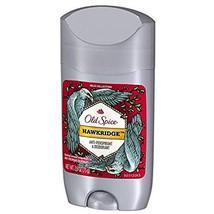 Old Spice Antiperspirant Deodorant, Hawkridge, 2.6 oz 3 Pack - $21.61