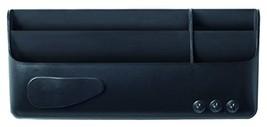 "MasterVision Magnetic Smart Storage Box, 3-7/8"" x 9"" x 2"", Black SM010101 - $14.79"