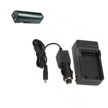 SLB0637 Battery + Charger kit for Samsung Digimax L77 - $26.92