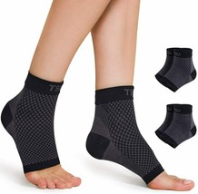TSLA 1 or 2 Pairs Plantar Fasciitis Socks with Arch Support for Men & Wo... - $27.54+