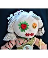 Snakehandling VooDoo Rag Doll - $20.00