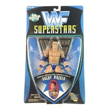 The Rock WWF WWE Jakks Action Figure Superstars Series 1997 Sealed  - $24.70
