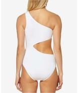 Jessica Simpson Embellished One-Shoulder Cutout One-Piece Women's Swimsu... - $64.90