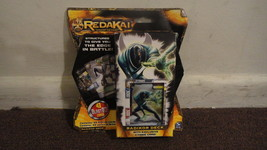 Redakai Conquer The Kairu Radikor Deck Structured With Cyonis Card New. Look!! - $7.69