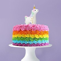 Cupcakes and Cartwheels Wish Come True Unicorn Candle In Gift Box - $11.30