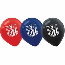 National Football League NFL Pro Sports Banquet Party Decoration Latex B... - $6.17