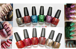 OPI MUPPETS Nail Polish Lacquer 2011-2014 Collections *U PICK COLOR* Gli... - $6.56+