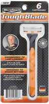 Micro Touch German Triple-Blade Razor Non-Stick Shave with 6 Refill Cart... - $15.00