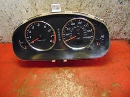 07 06 Mazda 6 speedometer instrument gauge cluster 176k - $24.74