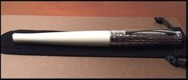 Cross Sauvage Ivory Python Pattern Rollerball Pen - $77.99
