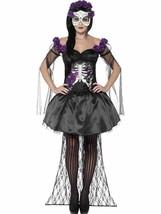 Mexikanischen Tag der Toten Senorita Kostüm, EU 36-38, Kostümfest #DE - $64.36
