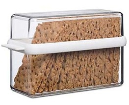 Knackerbroad Plastic Container Storage Dry Foods Airtight Lid Kitchen Or... - €25,05 EUR