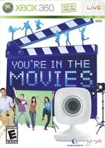 You're in the Movies - Xbox 360 [video game] - $4.99