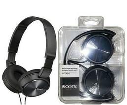 Sony MDR-ZX300 Headband Headphones High Quality Balanced Sound - Black New - $9.99