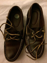 Women Shoes Timberland Earthkeepers Classic Unlined Boat Shoe Siz 7.5 Br... - $29.65