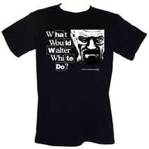 What Would Walter White Do T-SHIRT Sizes S-4XL Breaking Bad - $16.55+