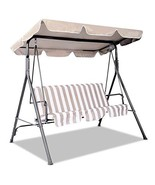 """TkDirect4 Swing Top Cover Canopy Replacement Porch Patio Outdoor 66""""x45""""... - $39.60"""