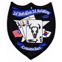 US Army 2nd Battalion 2nd Aviation Attack Regiment C Company Patch - $11.87