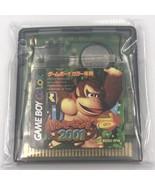 Donkey Kong 2001 Nintendo Game Boy Color Japan Donkey Kong Country regio... - $18.39