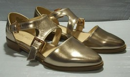 Woman's Shoes by Nine West - Strap with 2 Buckles - Size: 5 1/2 M - $12.58