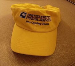 unworn US Postal Service Pro Cycling Team Baseball Hat Cap c1999 interne... - $14.99