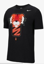 Genuine Nike Tiger Woods TW Frank T-Shirt Large L Sold Out! NOT A COPY!  - $74.95