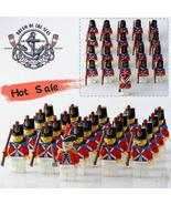 21pcs Redcoats British Army Marine Corps American Revolutionary War Minifigures - $29.99
