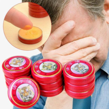 10 Pcs Popular Chinese Tiger Balm for colds-headache-Muscle Relaxing Oil Massage - $5.38