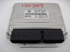 Ecu Ecm Computer Vw Passat 2004 04 2005 05 1.8 Ecu 4B0906018DP 789825 - $83.93