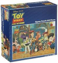 *108-piece jigsaw puzzle Toy Story large set (18.2x25.7cm) - $11.73