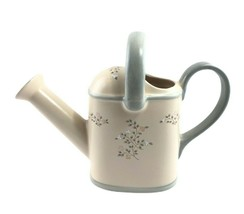 Pfaltzgraff Remembrance Watering Can New With Tags On Bottom - $24.70