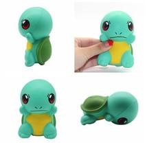 Squishy Cartoon Big Eye Cartoon Tortoise Slow Rising Squeeze Straps Toys Gifts - $1.04+