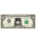 R A DICKEY on a REAL Dollar Bill Cash Money Collectible Memorabilia Cele... - $8.88