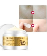 Snail Face Cream Hyaluronic Acid Moisturizer Anti Wrinkle Anti Aging Nou... - $9.85