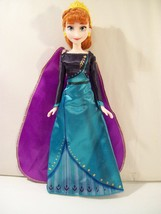 "DISNEY FROZEN II ROYAL FASHION PRINCESS ANNA 11"" DOLL DISNEY PRINCESS HA... - $15.63"
