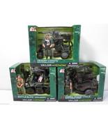 GI JOE Valor vs Venom Battle Blitz, Coyote, Venom Cycle Vehicle Lot - Ha... - $53.22