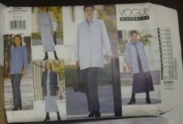 Vntg Vogue Pattern 2381 Misses Petite Jacket, D... - $3.95