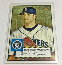 2007 (MARINERS) Topps 52 #59 Brandon Morrow Rookie Baseball Card - $2.99