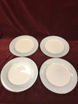 4 pieces dinner plate  10.5 inch NORITAKE vintage Cathay 1959-64 Mid Cen... - $35.63