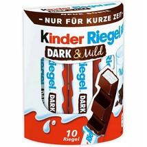 Ferrero Riegel Dark & Mild 10 Chocolate bars-( no cool pack) FREE SHIP - $12.72